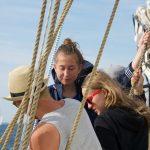 Teamtraining zeilen zeilschip Meander