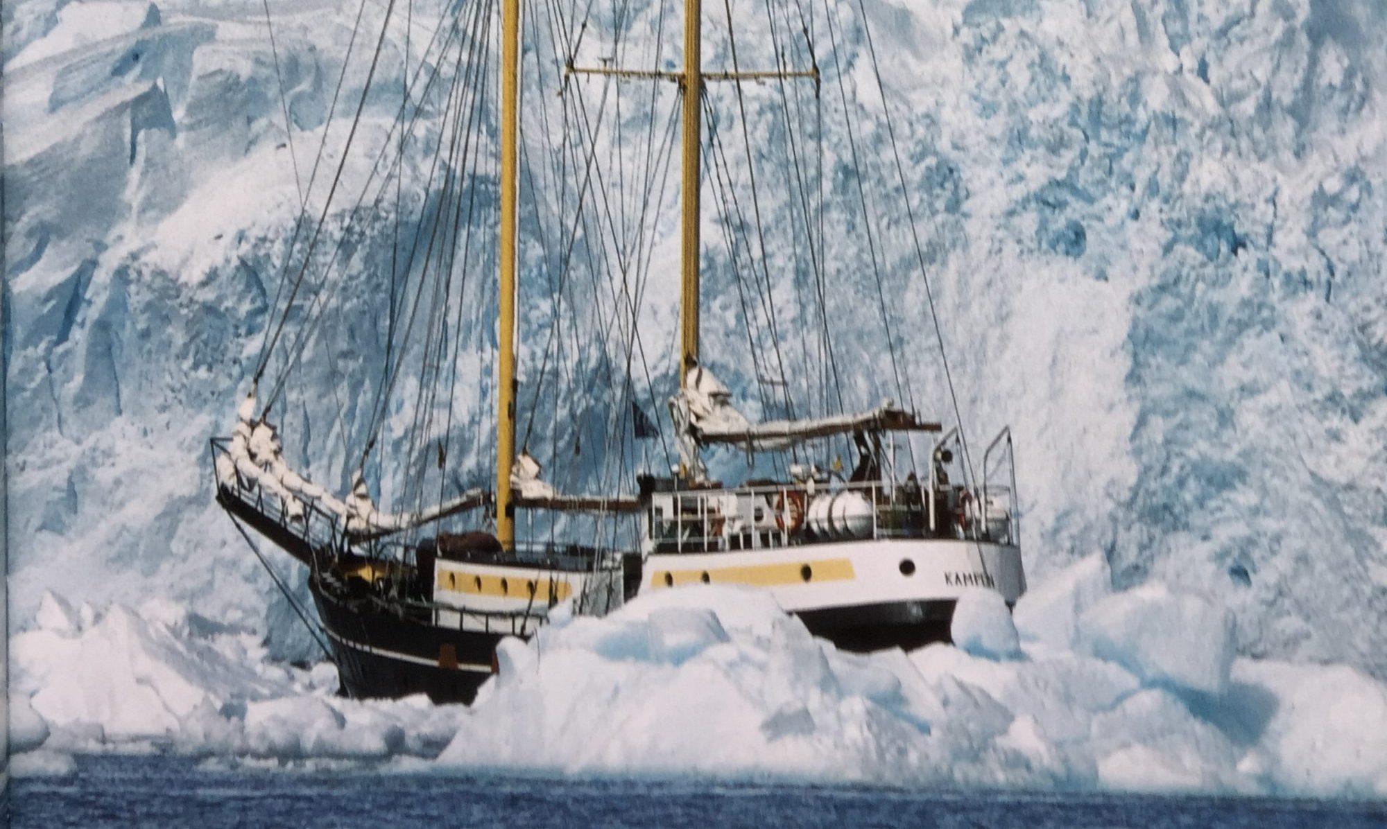 Expedities zeilreizen naar Groenland Spitsbergen en IJsland op zeilschip Meander