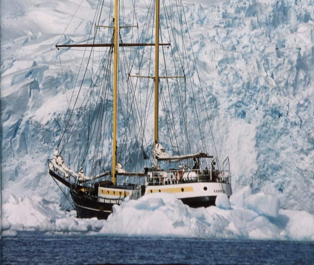 Expedities zeilschip Meander zeilen naar Schotland IJsland en Groenland