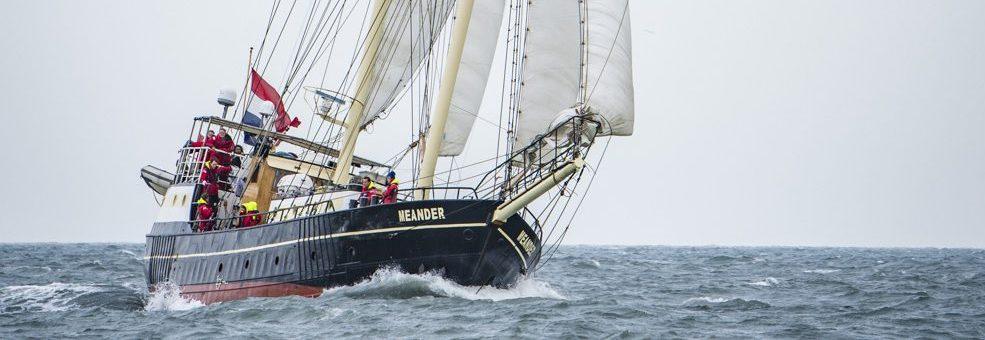 zeezeilen en zeilvakantie op Oostzee, Noordzee, Waddenzee en IJsselmeer