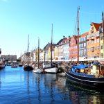 Kopenhagen tijdens zeilvakantie Meander